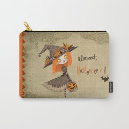 Almost Halloween!!!! Carry-All Pouch