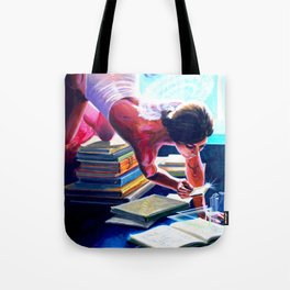 """Artificial Intelligence"" by Adam France Tote Bag"
