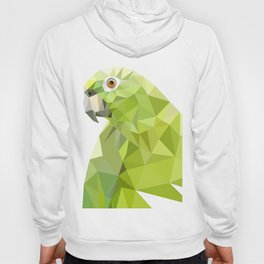 Parrot art Southern mealy amazon parrot Hoody