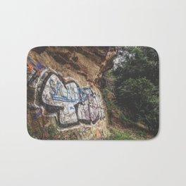 Cluj Graffiti #3 Bath Mat