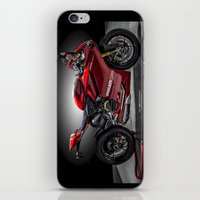 ducati iPhone & iPod Skins featuring Ducati 1199 Panigale R by Elias Silva Photography