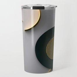 Gold Ice Travel Mug