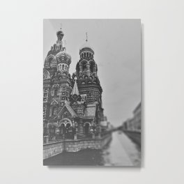 St Petersburg Metal Print