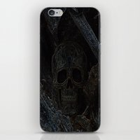 celtic iPhone & iPod Skins featuring Celtic by Derek Moffat