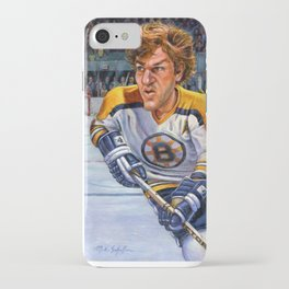 Bobby Orr: Game Changer iPhone Case