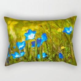 Wildflowers in Paradise Rectangular Pillow