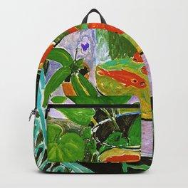 Henri Matisse Goldfish Backpack