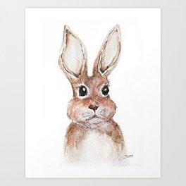 Hop To It! Art Print