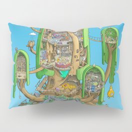 Home on a Tree Pillow Sham