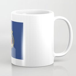 Flag of Oslo Coffee Mug