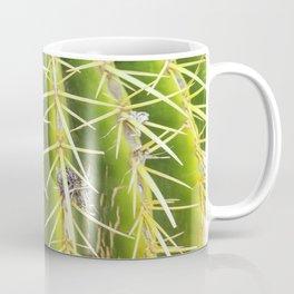 Details of cactus spines Coffee Mug