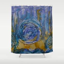 Fullness of Time Shower Curtain