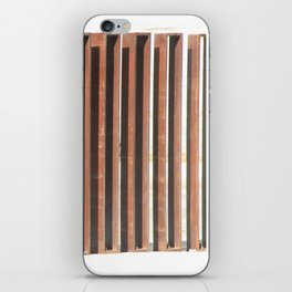 Tow-owns iPhone Skin
