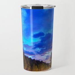 Colorado Highway 7 To Heaven Travel Mug