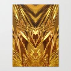DRAGON'S GOLD Canvas Print