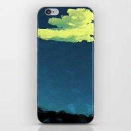 Nuage iPhone Skin