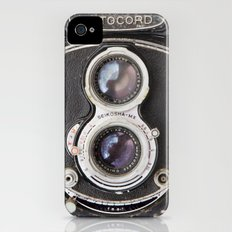 Vintage Autocord Camera Slim Case iPhone (4, 4s)