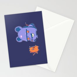 Mus Maximus Stationery Cards