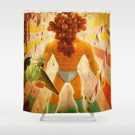 Viva la Vida Shower Curtain