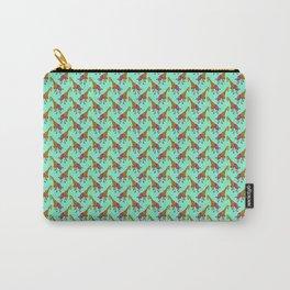 cute giraffe Carry-All Pouch