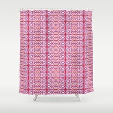 Purple for Marie  Shower Curtain