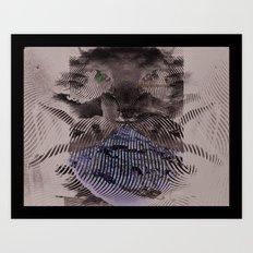 Dancery Art Print