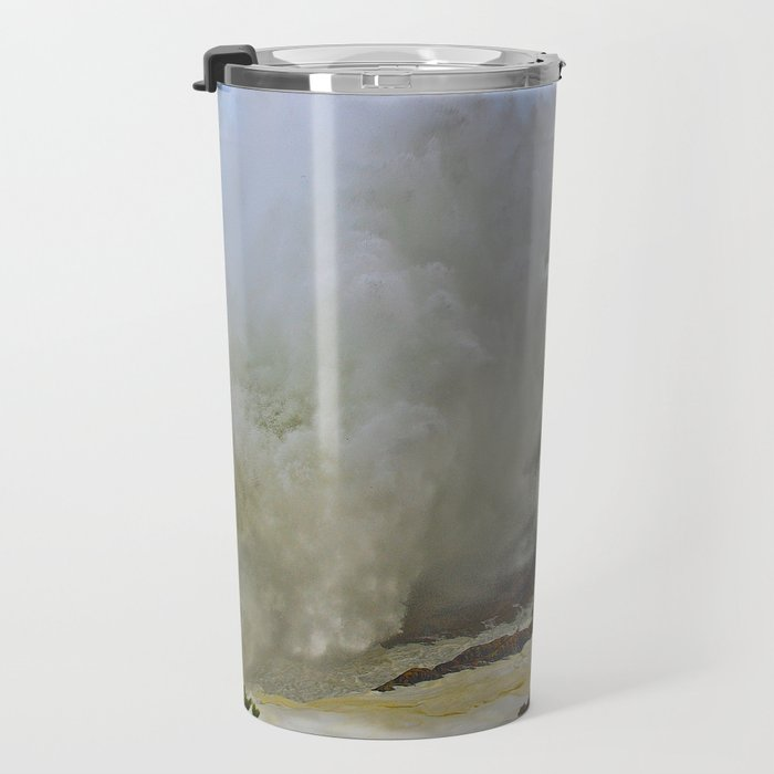 Super Wave Travel Mug