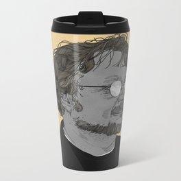 Guillermo del Toro Metal Travel Mug