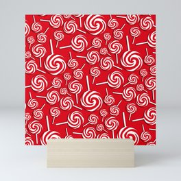 Candy Swirls-Large Mini Art Print