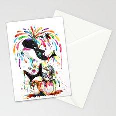 Yay! Bath Time! Stationery Cards
