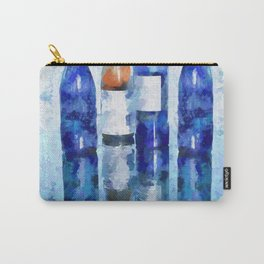 """""""Wine Reflection"""" by Lena Owens Carry-All Pouch"""