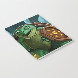 Turtle Paladin Notebook
