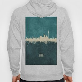 Berlin Germany Skyline Hoody