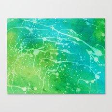 Abstract No. 100 Canvas Print