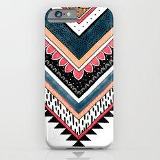 Tribal Geometric Chevron iPhone 6s Slim Case