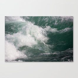 Wave Close Up Photography | Seascape | Ocean Canvas Print