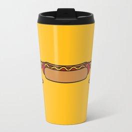 Hot Dog-O-War Travel Mug