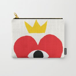 King of my heart Carry-All Pouch
