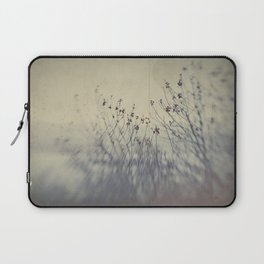 Winter bloom Laptop Sleeve