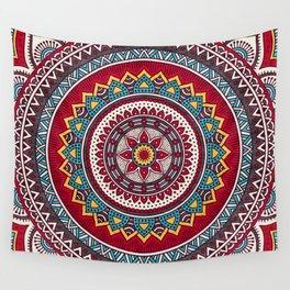 Hippie Mandala 7 Wall Tapestry