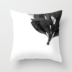 Evil Butterfly Throw Pillow