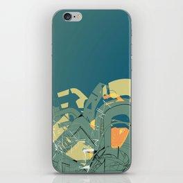 71018 iPhone Skin