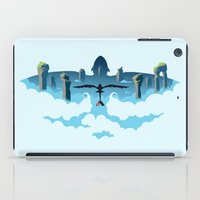 how to train your dragon iPad Cases featuring How To Train Your Dragon by Alyn Spiller