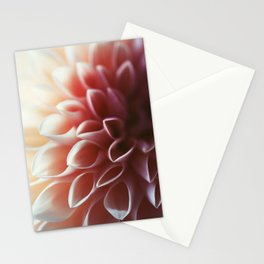 Pink Dahlia #1 Stationery Cards