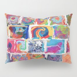 480 - Abstract collection Pillow Sham