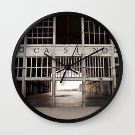 Casino Wall Clock