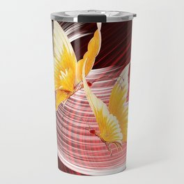Tanz der Schmetterlinge Travel Mug