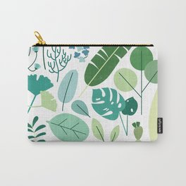Botanical Chart Carry-All Pouch