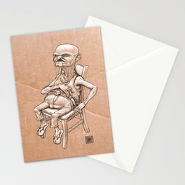 Granpa' 2040 Stationery Cards