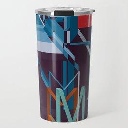 M! Travel Mug